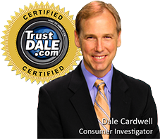1-800NewDeal(.com) is a TrustDale Certified Partner
